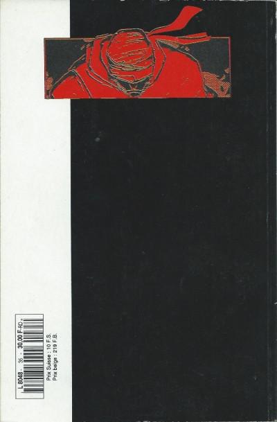 Dos Top BD tome 35 - Daredevil - L'homme sans peur (éd. 1994)