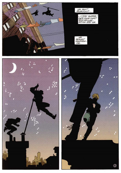 Page 1 Top BD tome 35 - Daredevil - L'homme sans peur (éd. 1994)