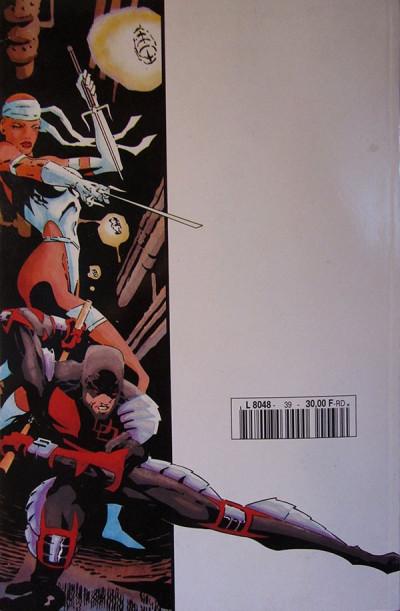 Dos Top BD tome 39 - Daredevil - Renaissance (vol.2) (éd. 1995)