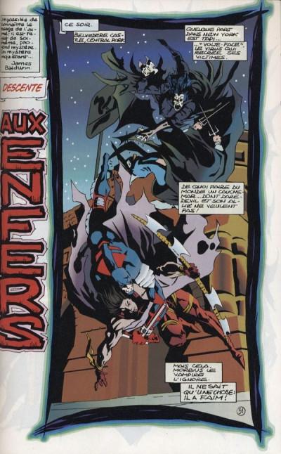 Page 1 Top BD tome 39 - Daredevil - Renaissance (vol.2) (éd. 1995)