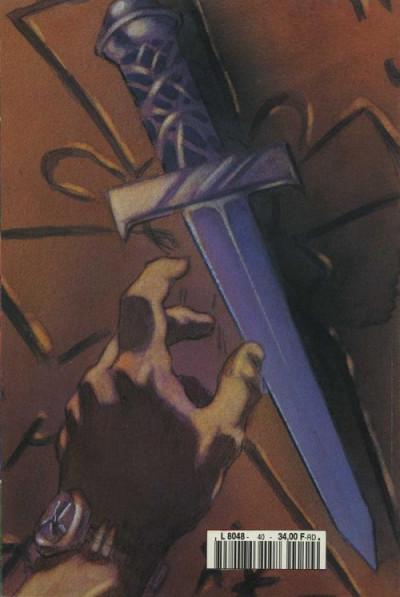 Dos Top BD tome 40 - Contes étranges (éd. 1995)