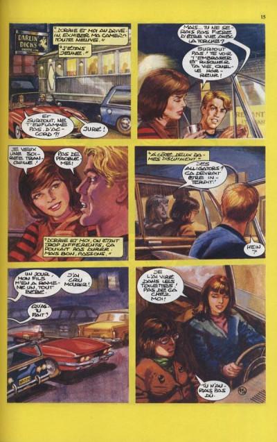 Page 1 Top BD tome 40 - Contes étranges (éd. 1995)
