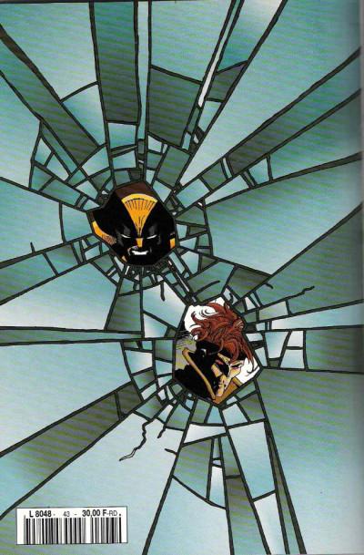 Dos Top BD tome 43 - Serval / Gambit - Victimes (éd. 1996)