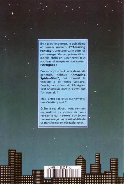 Dos Top BD tome 44 - Passé Présent (éd. 1996)