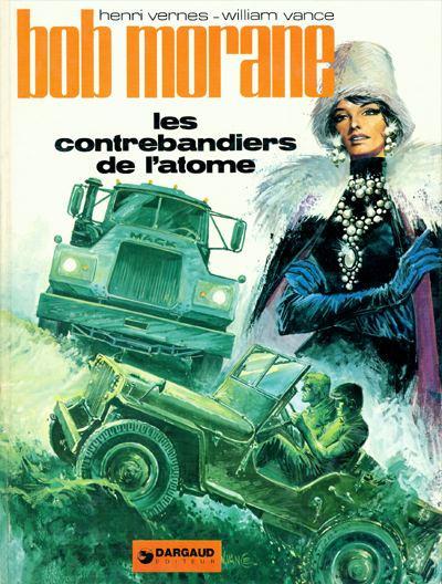 image de Bob Morane - La collection tome 18 - Les contrebandiers de l'atome (édition 1974)