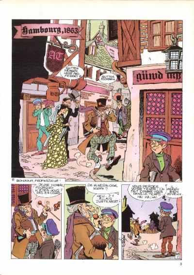 Page 1 Voyage au centre de la Terre