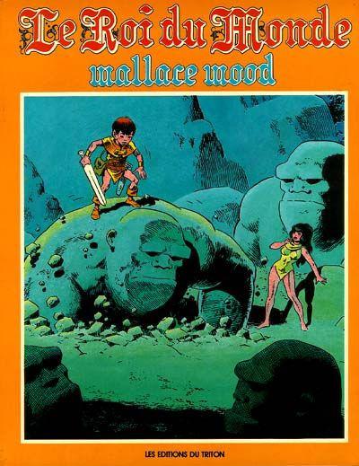 Couverture (AUT) David B. - Le roi du monde (éd. 1978)