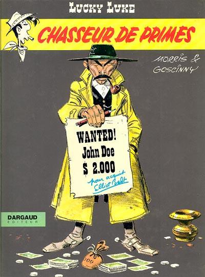 image de Buck John tome 39 - Chasseur de primes (édition 1972)