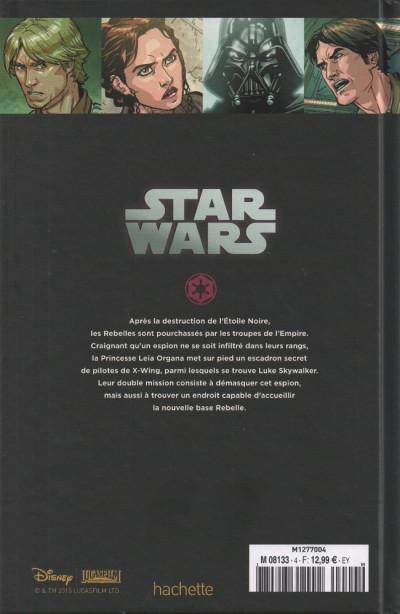 Couverture Star Wars - Légendes - La Collection (Hachette) tome 4 - Star Wars - I. Dans l'ombre de Yavin (éd. 2015)