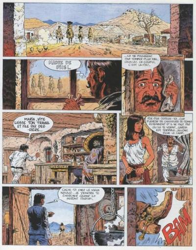 Page 1 Durango tome 4 (éd. 1984)