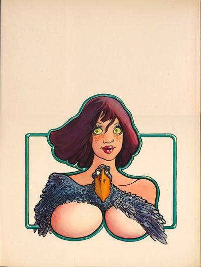 Couverture Sacré zoiseau & autres oiselles - Sacré zoiseau & autres oiselles (éd. 1979)