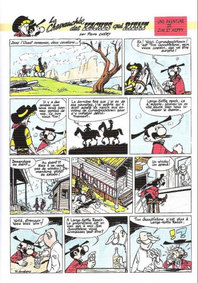 Page 3 Les Aventures de Jim l'Astucieux tome 15 - La chevauchée des vaches qui rient (éd. 2016)