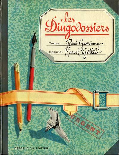 image de Dingodossiers (Les) tome 1 - Les Dingodossiers (édition 1967)
