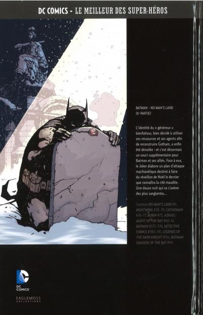 Dos DC Comics - Le Meilleur des Super-Héros - Batman - No Man's Land - 6e partie (éd. 2017)