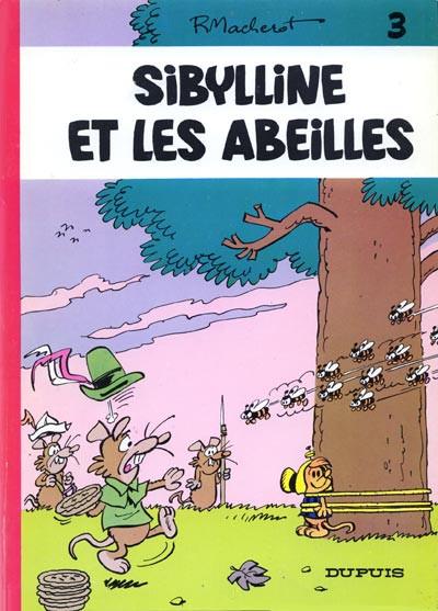 image de Sibylline tome 3 - Sibylline et les abeilles (édition 1971)