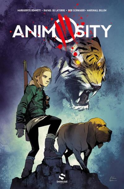 Couverture Animosity - édition de luxe tome 1