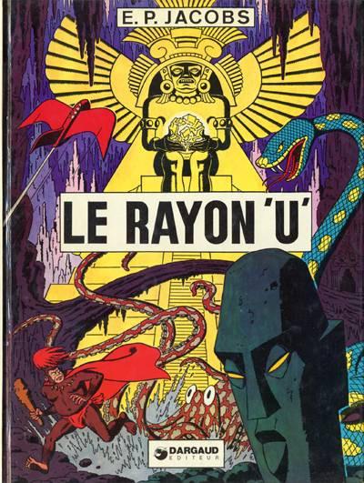 image de (Recueil) Comics Pocket - Le rayon 'U' (édition 1974)