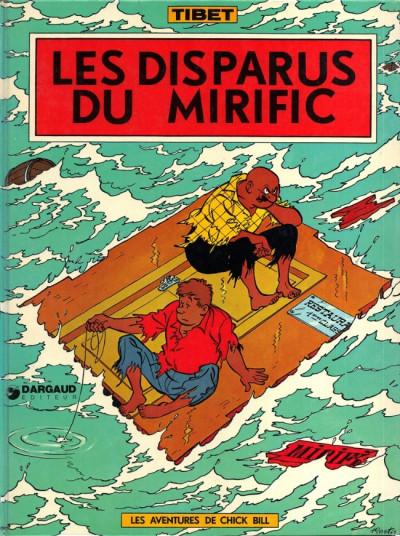 image de Chick Bill tome 5 - Les disparus du Mirific (édition 1974)