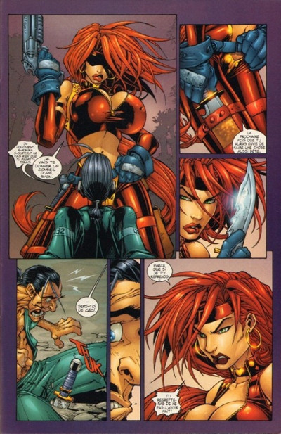 Page 1 Battle Chasers (Semic) tome 3