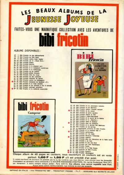 Dos Les Pieds Nickelés (3e série) (1946-1988) tome 18 - Les Pieds Nickelés au lycée