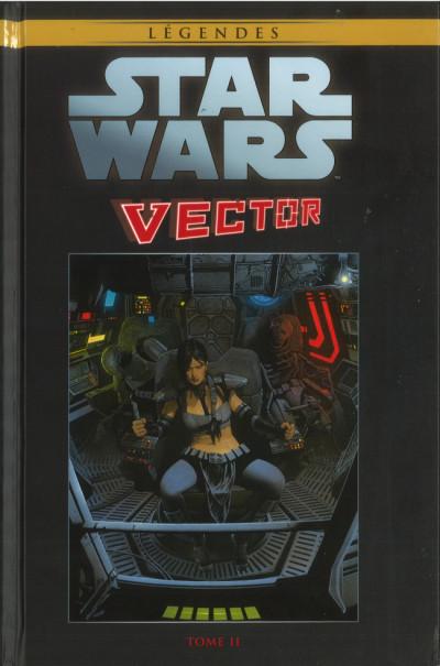 Couverture Star Wars - Légendes - La Collection (Hachette) tome 106 - Vector - Tome 2 (éd. 2019)