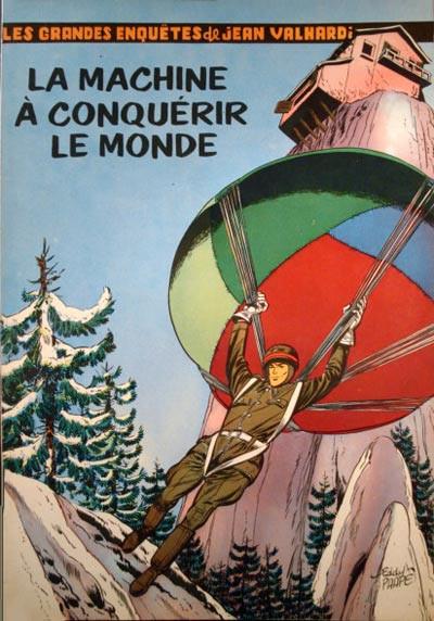 image de Valhardi tome 5 - La Machine à conquérir le Monde (édition 1956)