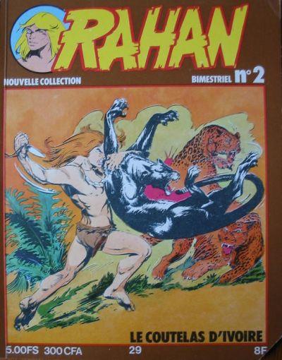 image de Rahan (1e Série - Vaillant) tome 29 - Le coutelas d'ivoire (édition 1978)