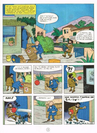 Page 1 Tif et Tondu tome 11 (éd. 1968)