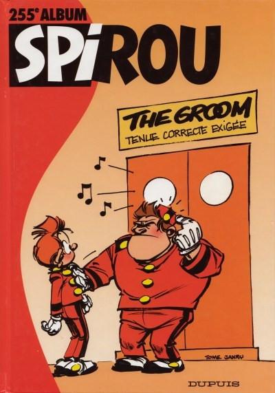 image de (Recueil) Spirou (Album du journal) tome 255 - Spirou album du journal (édition 2000)