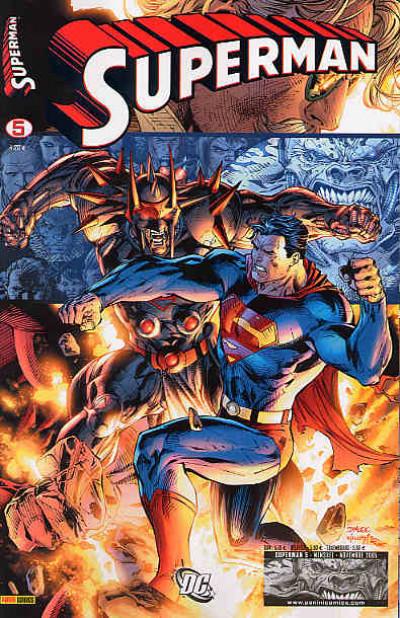 image de Superman (Panini) tome 5 - Armes de révélation