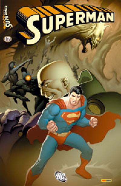 Couverture Superman (Panini) tome 17