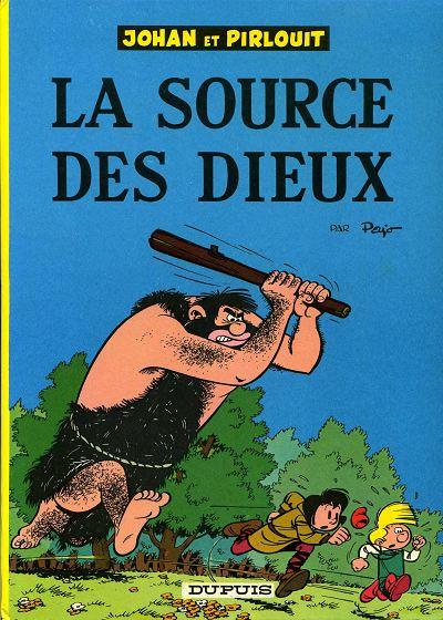 image de Johan et Pirlouit tome 6 - La source des dieux (édition 1967)