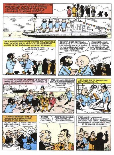 Page 4 Tif et Tondu - Ne tirez pas sur