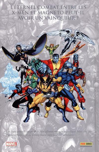 Dos Marvel Les incontournables tome 5 - X-men (éd. 2008)