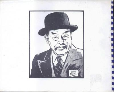 Dos Charlie Chan (éd. 1979)