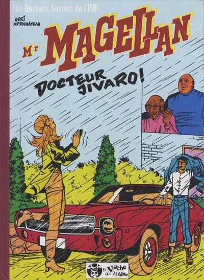Couverture Mr Magellan - Docteur Jivaro ! (éd. 2008)
