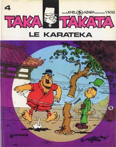 image de Taka Takata tome 5 - Le karateka (édition 1974)