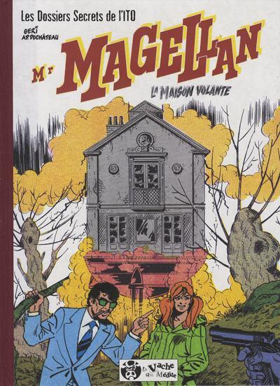 Couverture Mr Magellan - La maison volante (éd. 2008)