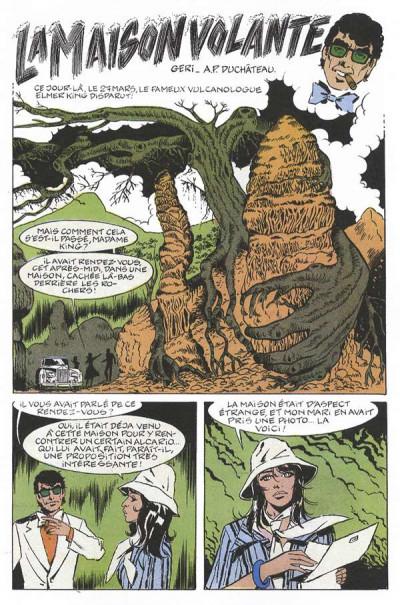 Page 3 Mr Magellan - La maison volante (éd. 2008)
