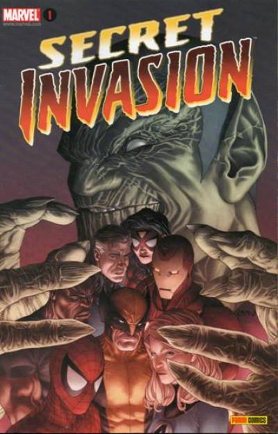 Couverture Secret invasion tome 1 (éd. 2009)