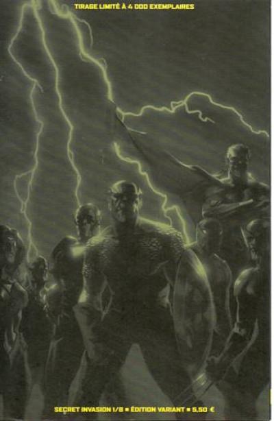 Dos Secret invasion tome 1 (éd. 2009)