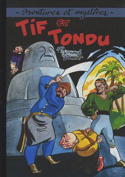 Couverture Tif et Tondu (Taupinambour) tome 2