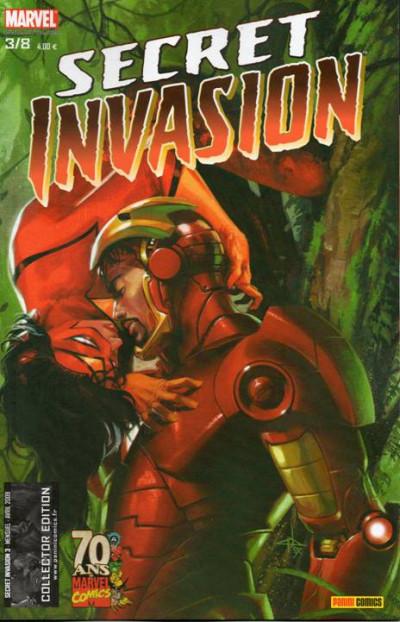 Couverture Secret invasion tome 3 (éd. 2009)
