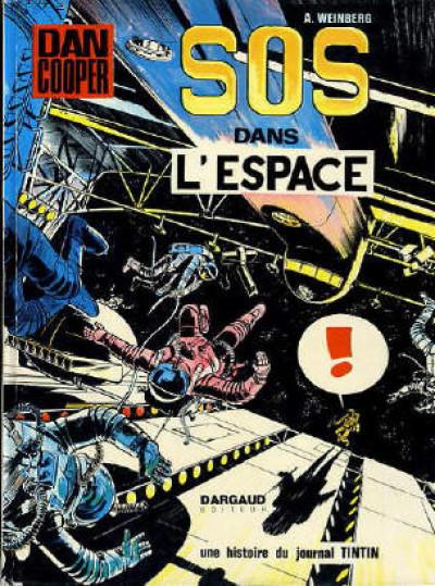 image de Dan Cooper (Les aventures de) tome 16 - SOS dans l'espace (édition 1971)