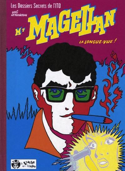 Couverture Mr Magellan - La longue-vue ! (éd. 2009)