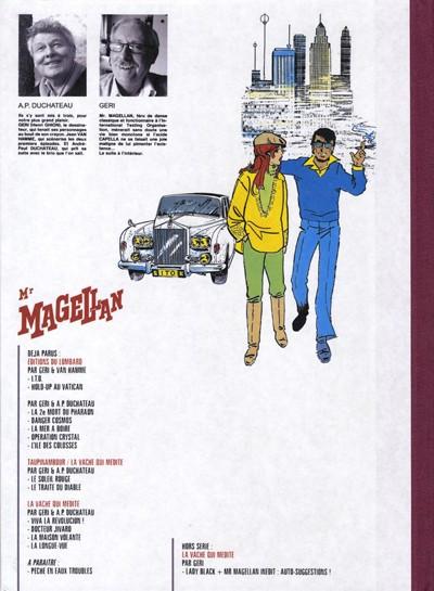 Dos Mr Magellan - La longue-vue ! (éd. 2009)