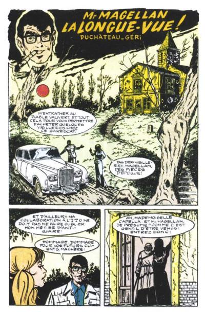 Page 3 Mr Magellan - La longue-vue ! (éd. 2009)