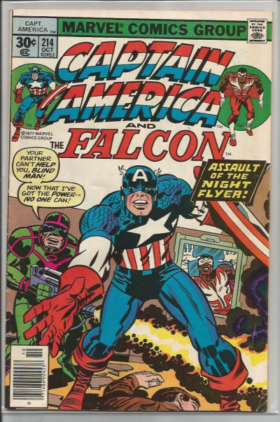 Page 4 Lot Captain America VO