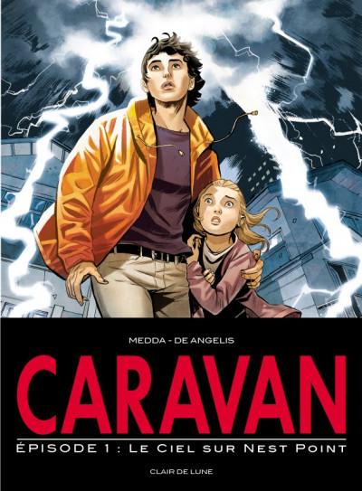 Page 1 Caravan tome 1 - le ciel au dessus sur Nest point