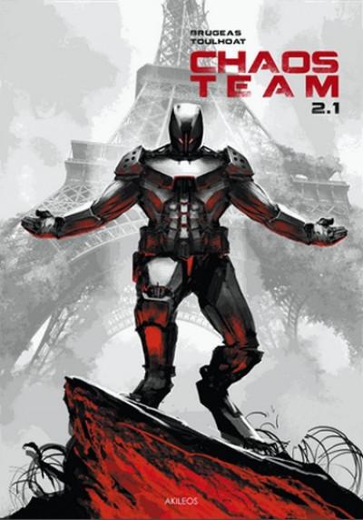 Page s Chaos Team  saison 2 tome 1